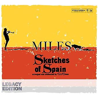 Miles Davis - Sketches of Spain 50th Anniversary [CD] USA import
