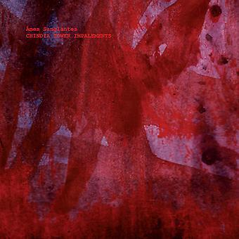 Ames Sanglantes - Chindia Tower Impalements [CD] USA import