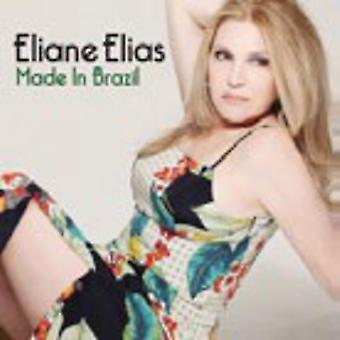 Eliane Elias - Made in Brasil [CD] USA import