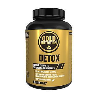 Detox 60 vegetable capsules