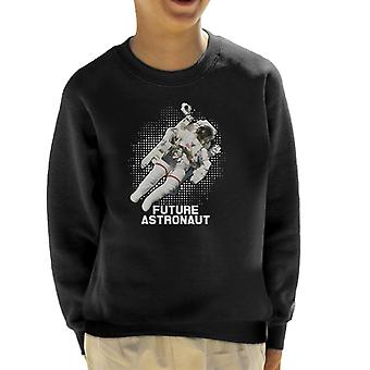 NASA Future Astronaut Kid's Sweatshirt