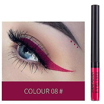 Liquid Eyeliner Pencil - Makeup Long Lasting, Quick Dry, Glitter Eyeliner Pen
