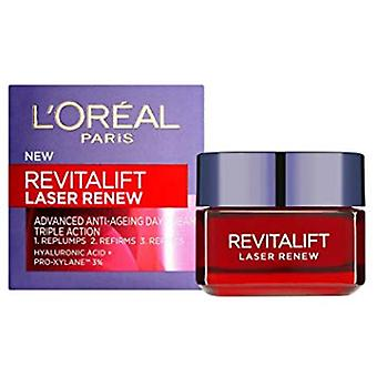 L'Oreal Revitalift Laser Renew Day Cream 50ml