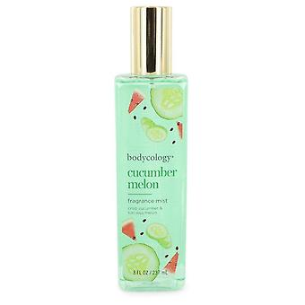 Bodycology cucumber melon fragrance mist by bodycology 549919 240 ml