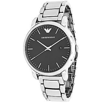 225, Armani Men 's AR2499 Quartz Silver Watch