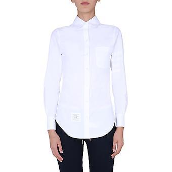 Thom Browne Fll019a06496100 Naiset's Valkoinen Puuvilla paita