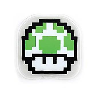 Cold Pack - Nintendo - 8-Bit Green Mushroom New CPK-NT13