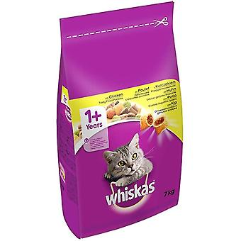 Whiskas 1+ Adulte Cat Complete - Poulet - 7kg