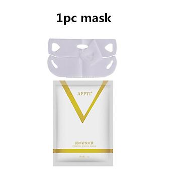 Face Lifting Slimming Belt V Line Chin Up Patch 4D Reduce Double Chin Tape Neck Firming Anti Wrinkle Strap