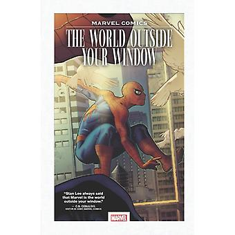 Marvel Comics The World Outside Your Window by Simon & JoeLee & StanMichelinie & David