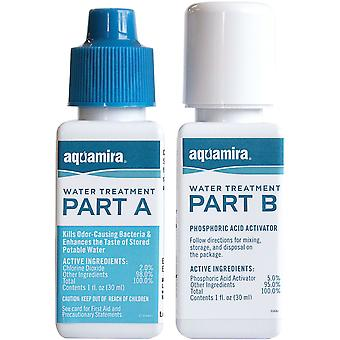 Aquamira Water Treatment Drops - 1 oz