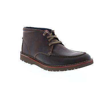 Clarks Adult Mens Vargo Rise Chukkas Boots