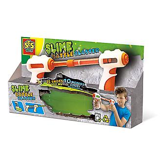 Ses Creative Children-apos;s Slime Battle Blaster Toy (2271)