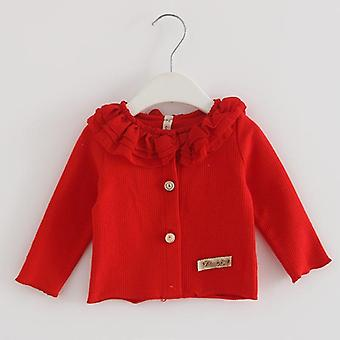 Idea Fish Spring 0-2y Baby Blouse Christmas Kids Clothes, Long Sleeve Shirt
