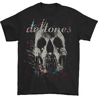 Deftones Skull T-shirt