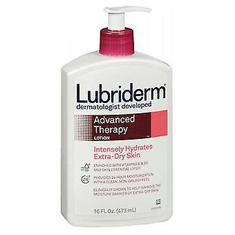 Lubriderm Advanced Therapy Skin Lotion, 16 oz