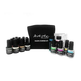 Artistic Colour Gloss Professional Gel Polish Starter Kit