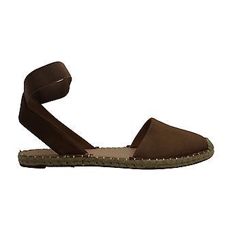 Adrienne Vittadini mujeres's zapatos Alvin NuBuck cerrado toe casual tobillo correa S...
