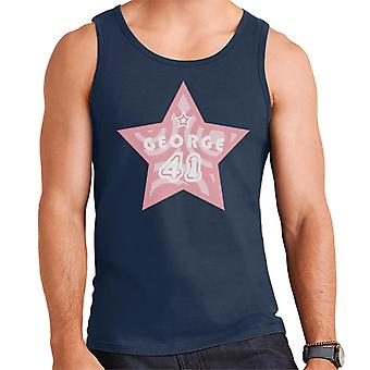 Curieux George 41 Star Men-apos;s Vest