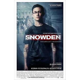 Snowden Movie Poster (11 x 17)