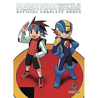 Mega Man Battle Network: Offizielle Komplette Arbeiten Hardcover