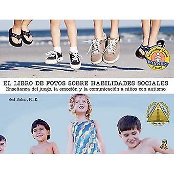 El Libro De Fotos Sobre Habilidades Sociales