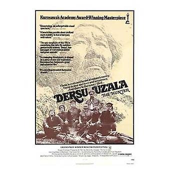 Dersu Uzala (Hunter)-Film-Poster (11 x 17)