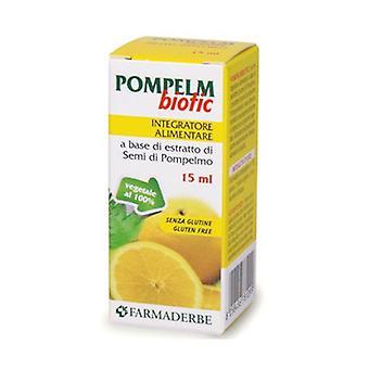 POMPELMBIOTIC GTT 15ML 15 ml