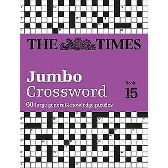 The Times 2 Jumbo Kruiswoordboek 15