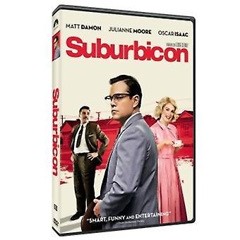 Suburbicon [DVD] IMPORTAÇÃO DOS EUA