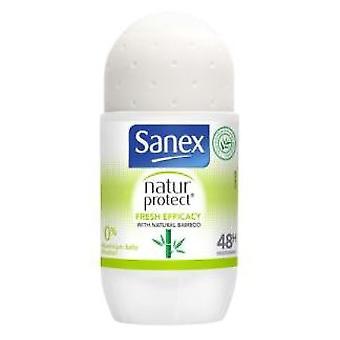 Sanex Natur Protect Deodorant Roll on Bamboo fresh 48h 50 ml