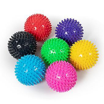 Fascia Ball Yoga Exercise