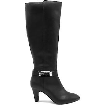 London Fog Womens Event Heeled Dress Boot