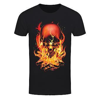 Requiem Collective Mens Hellfire T-Shirt