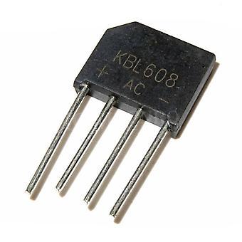 Brückengleichrichter 6a 800v