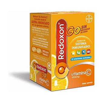 Redoxon Go 30 tablets (Orange)