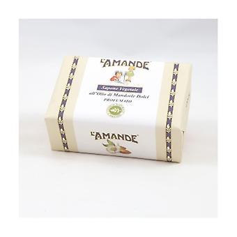 Vegetable Soap Sweet Almond Oil 200 g