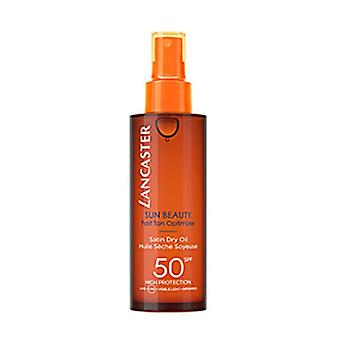 Sun Beauty Dry Touch Oil Fast Tan Spf50 Vapo 150 ml of oil
