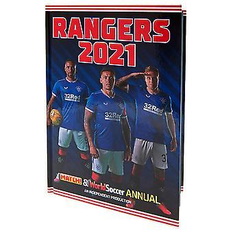Rangers FC 2021 Annual