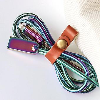 Iridescent Charging Cable