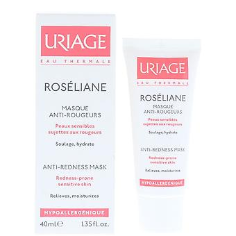 Uriage Roseliane Anti-Redness Mask 40ml Relieves Moisturizes