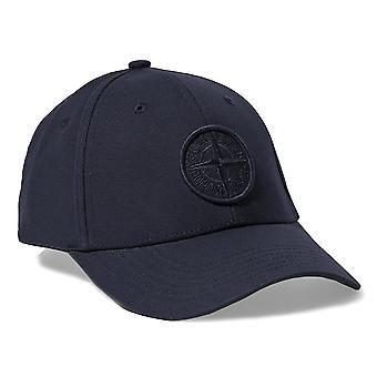 Stone Island | 9661 Cotton Rep Compass Logo Baseball Cap