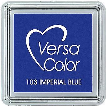 Versacolor Pigment Ink Pad Petit - Bleu Impérial