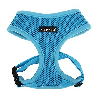 Puppia Harness Soft Blue Sky (Dogs , Collars, Leads and Harnesses , Harnesses)