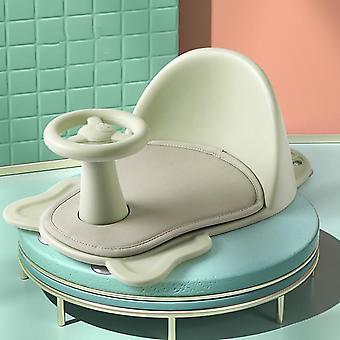 Esteras de baño para bebés antideslizantes Multifuncionales Taburetes plegables para bebés