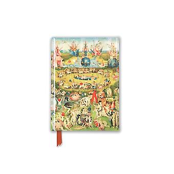 Bosch The Garden of Earthly Delights Foiled Pocket Journal by Created by Flame Tree Studio