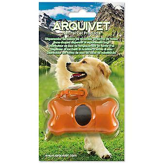 ארקוויבט בצורת עצם מנפק (כלבים, לטפח & רווחה, רחצה וסילוק פסולת)