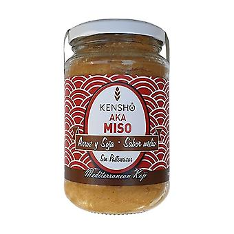 Miso aka rice and soy intense eco 380 g of cream