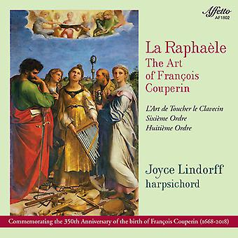 Couperin / Lindorff - Art of Francois Couperin [CD] USA import