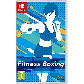 Fitness Boxen Nintendo Switch Spiel